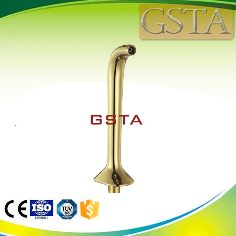 Cobra Bier Tower, golden beer dispenser, bar counter accessories