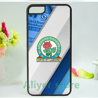 Blackburn Rovers 1 Mobile Phone Case Cover For Iphone 4 4s 5 5s 5c SE 6