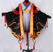 Hot Game Onmyoji Hannya Cosplay Costume Halloween Party Costume Dress For Cosplay Clothing A mask hannya