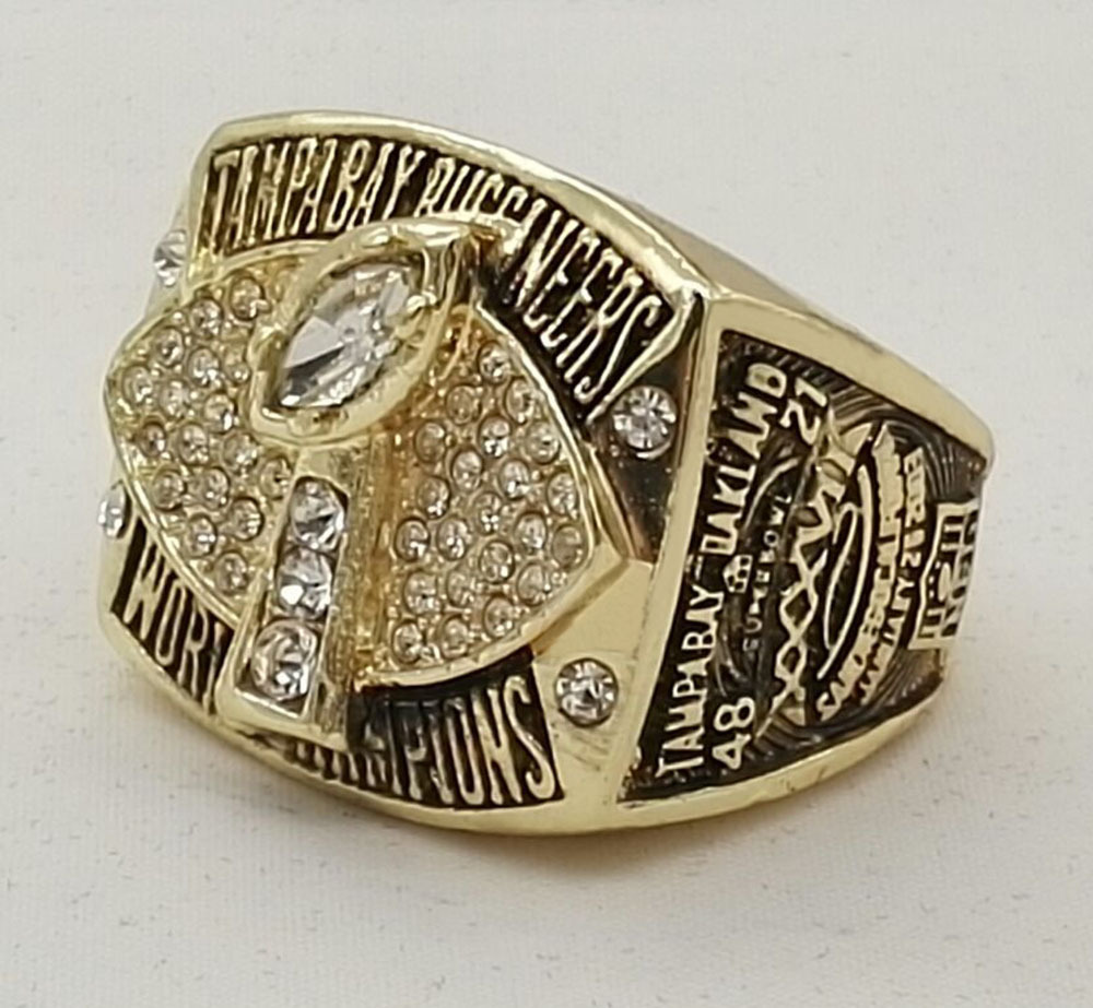 Buccaneers Super Bowl Ring For Sale