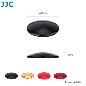 Image 3 - Pegatinas adhesivas de botón disparador para Panasonic DC G100 G110 Sony a7C a7S III ZV1 RX100 II III IV V VI Fuji XT1 XT100 X70