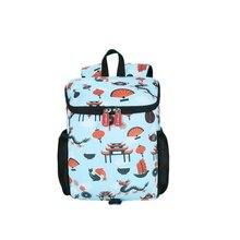 New lightening waterproof childrens gift school bag cartoon bags kindergarten backpack