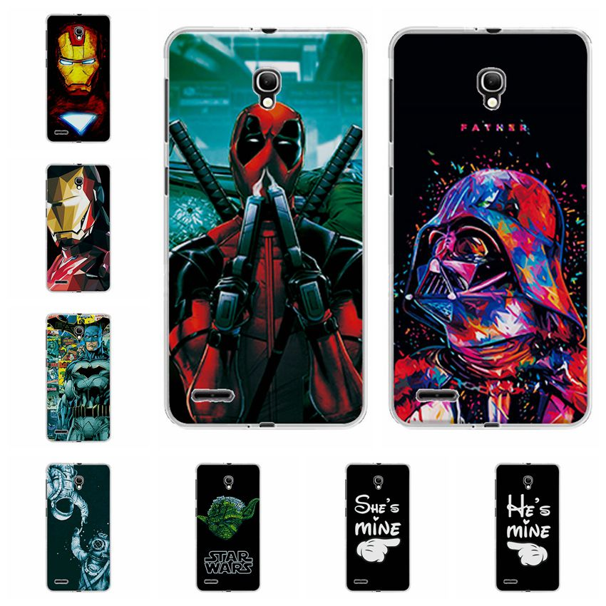 New Charming Fashion Case For Alcatel Pop 2 7044X 5.0