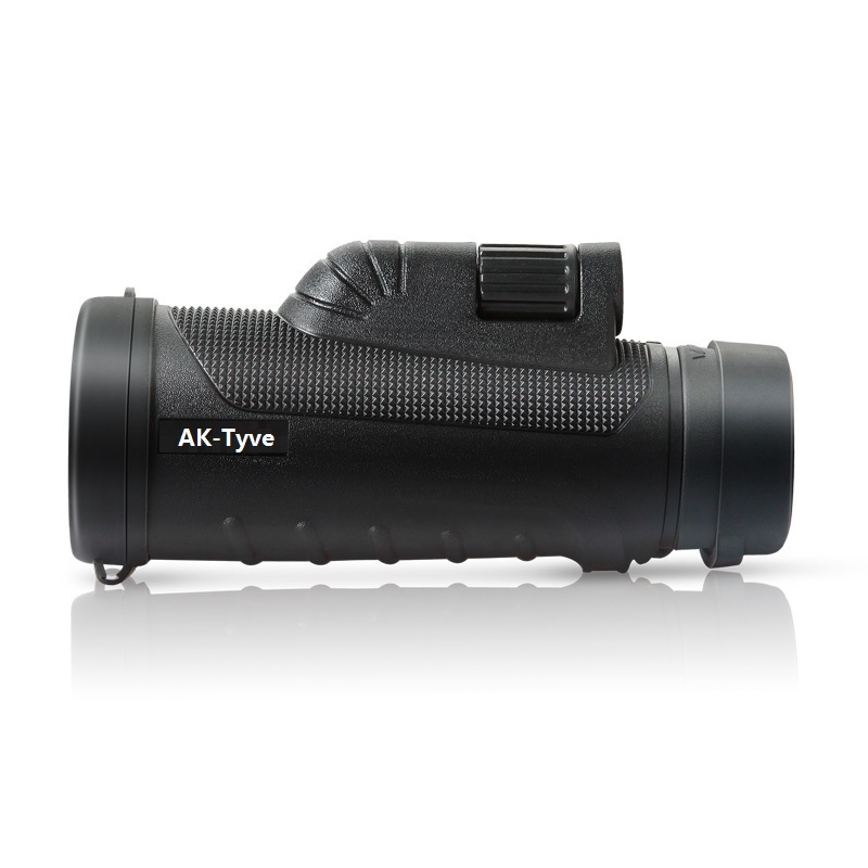 AK-Tyve Monocular 10X42 Nitrogen telescope non-slip scope For Camping/hunting non-infrared night vision Waterproof fast shipping authentic bijia binoculars nitrogen waterproof hd non infrared night vision binocular telescope hunting support drop shipping