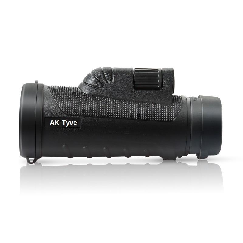 Draagbare Monoculaire 10X42 Stikstof telescoop antislip scope Voor Camping / jacht niet-infrarood nachtzicht Waterdicht