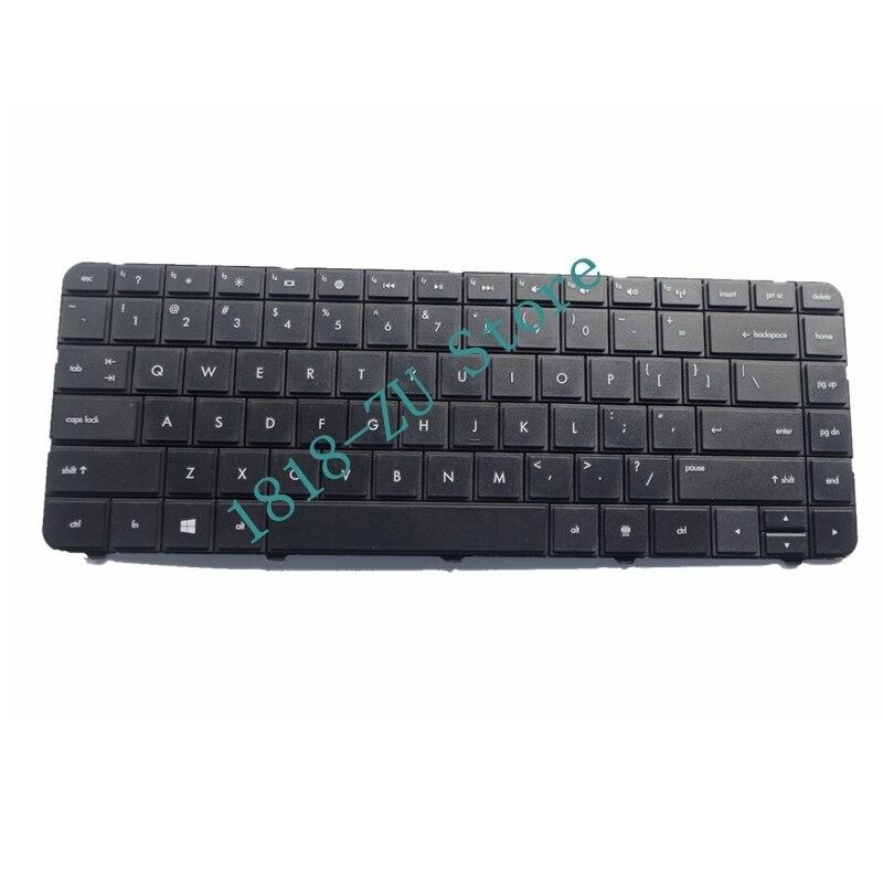YALUZU English US Black Keyboard For HP Pavilion G6-1000st G6-1029tx G6-1103ea G6-1132sa