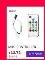 чипами ws2811/ws2812b/ws2813/apa102 доказать контроллер pixel, водить макс 8192 шт. ИК + адаптер мощность