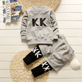 kids clothing set 2pcs baby coat  fashion pants children clothing set  spring  boy girls clothes set  az07