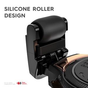 Image 3 - Hoco s1 자동차 무선 충전기 아이폰 11 xs 최대 x xr 8 삼성 s10 s9 빠른 빠른 qi 무선 충전기 홀더 자동차에 전화에 대 한