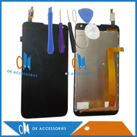 Black Color Touch Screen Digitizer LCD Display For Hisense EG970 U970 T970 1PC Lot With Tools
