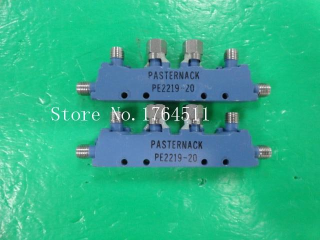 [BELLA] PASTERNACK PE2219-20 2-4GHZ 20dB SMA Dual Directional Coupler