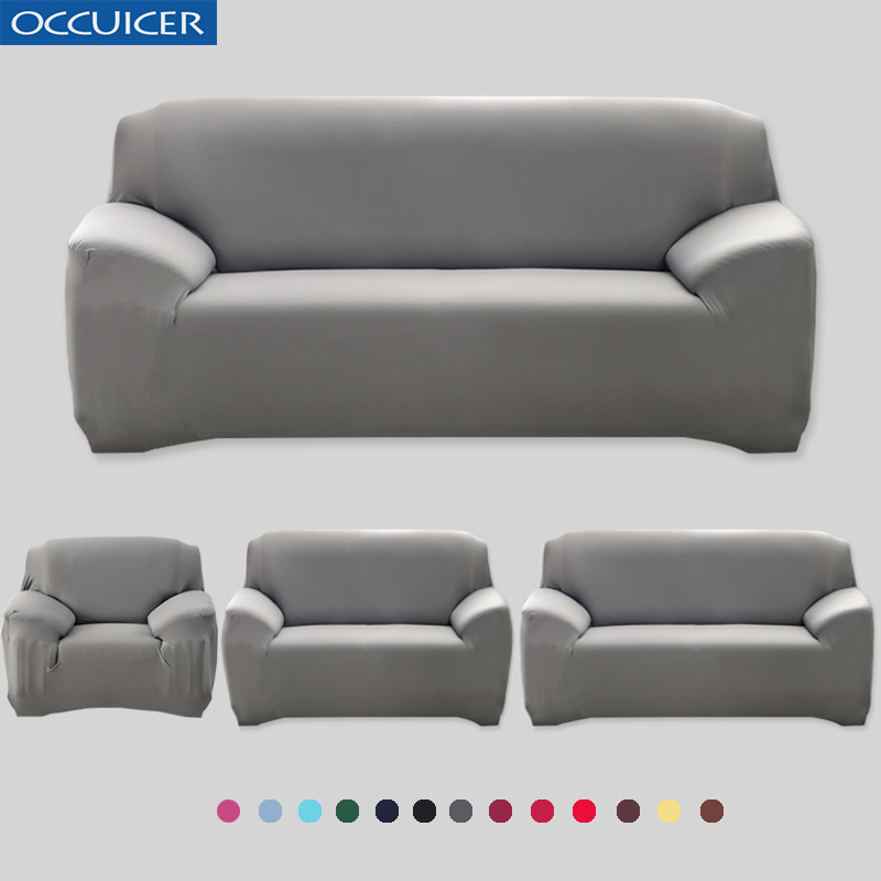 US $36.72 49% OFF|2 Pce Sofa Cover For L Corner Sofa Elastic Sofa Slipcover  Cheap Cotton For Living Room Sofa Slipcover Couch Cover 1/2/3/4 Seater-in  ...