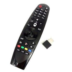 Image 2 - חדש AM HR600 AN MR600 החלפה עבור LG קסם שלט רחוק 42LF652v LF630V 55UF8507 49UH619V עבור חכם טלוויזיה Fernbedienung