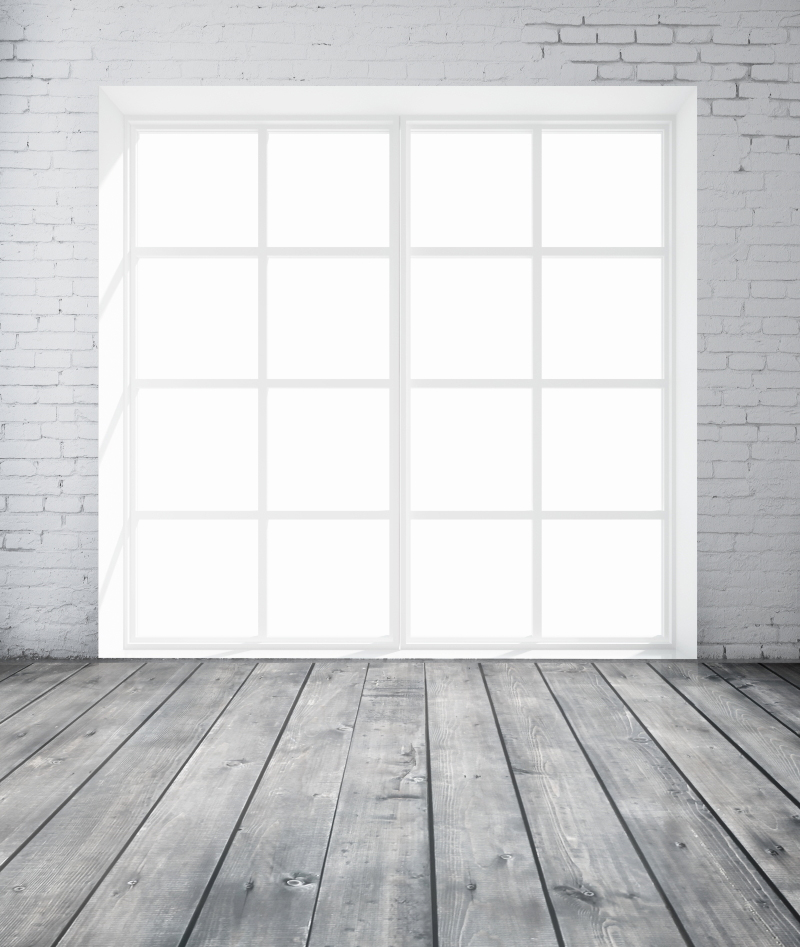 HUAYI 6x10ft Art fabric Window With Wooden Floor Backdrop Photography For Newborn Drop Background XT-3706