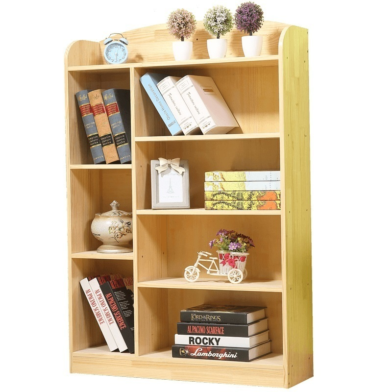 Per la casa meuble rangement librero mobilya display decoracion vintage wodden retro book decoration furniture bookshelf case