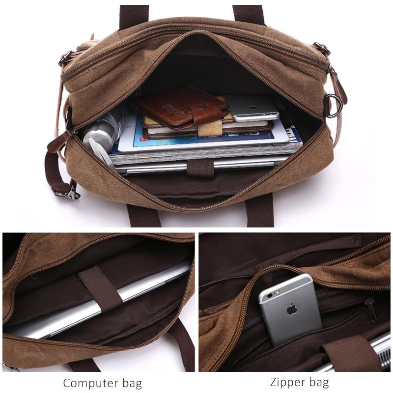 Casual Men Handbag Shoulder