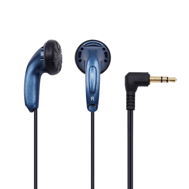Hot Qian25 Bass In Ear Earphone Earbud Headphones Headset Dynamic Flat Head Plug Earbud Earphone HIFI Headset Free Shipping bangle