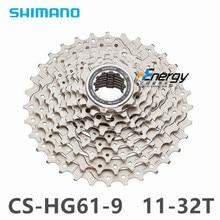 SHIMANO CS-HG201/30/300/400/ MTB Mountain Bike Bicycle parts 9S Cassette Freewheel 9/27 Speeds Flywheel 11-32/34/36T