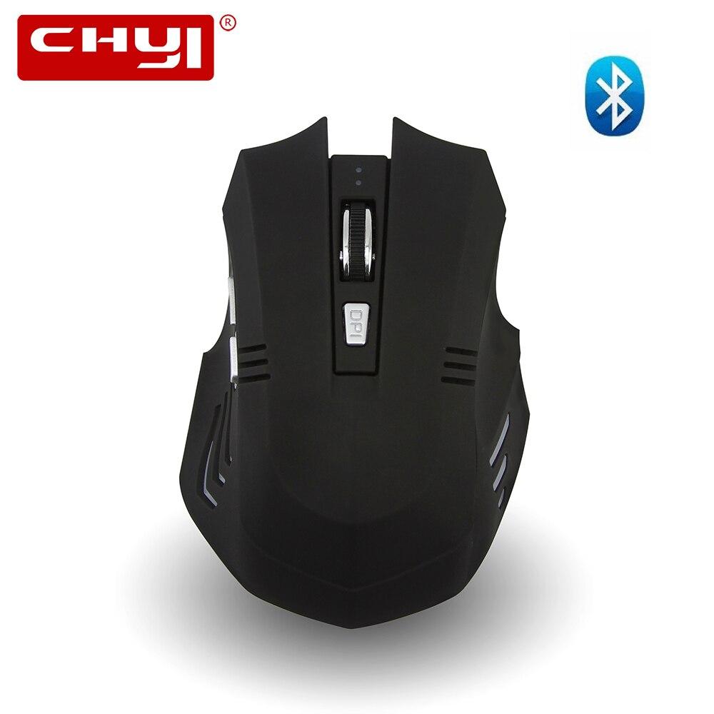 CHYI Bluetooth Drahtlose Maus Wiederaufladbare Optische Stumm Mäuse 800/1000/1600 DPI Computer Mause Mit Maus Pad Für laptop PC Gamer