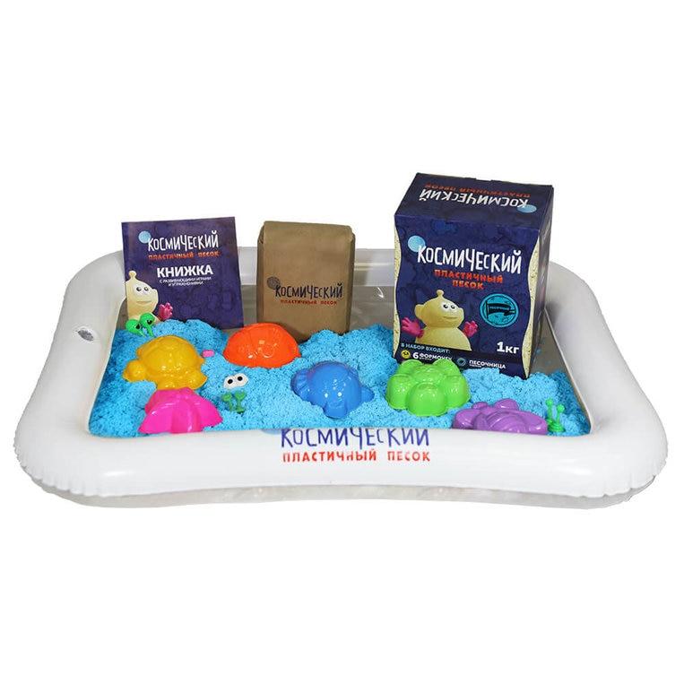 Plastilina arcilla de Color arena cinética magia Montessory niños educación Slime juguetes suaves niños creatividad 1 kg - 4