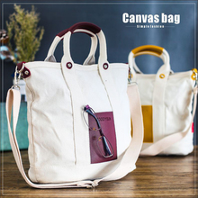 Raged Sheep Solid Canvas Shoulder Bags Environmental Shopping Bag Letter Women Cotton Fabric Eco Tote Bolso Mujer