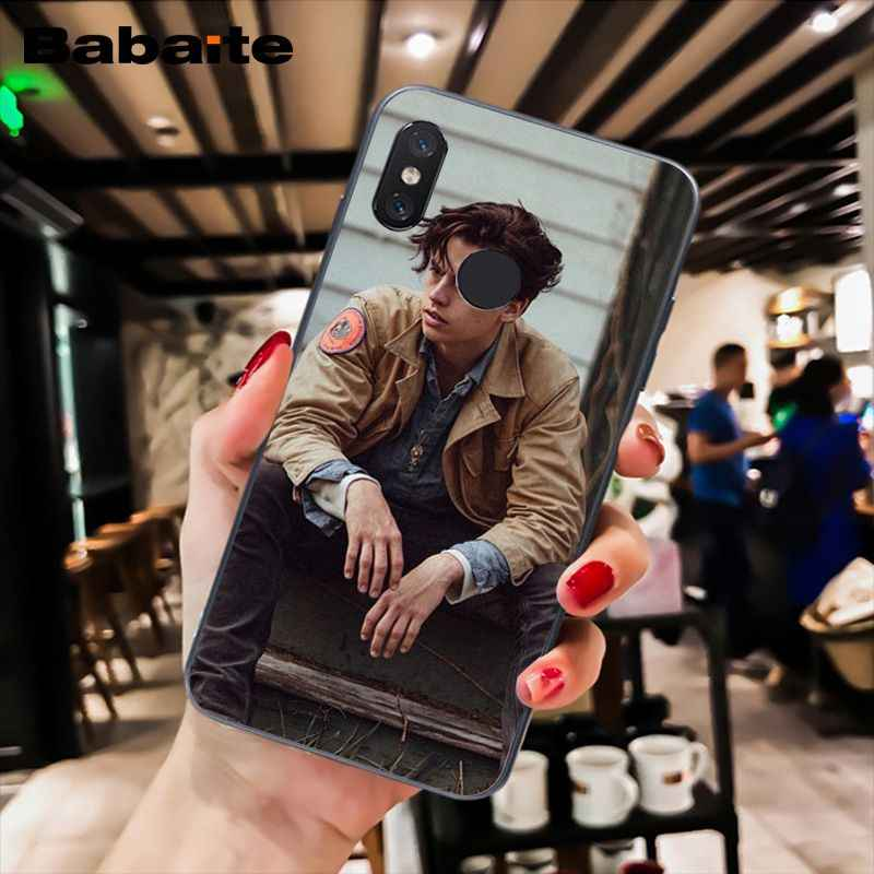 Babaite TV americana Riverdale Jughead Jones corona teléfono caso para Xiaomi MiA1 A2 lite F1 Redmi 4X 5Plus S2 note7 Redmi Note4