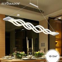 Save Lights Modern Led Pendant Light For Living Room Dining Room Kitchen Hanging Lamp Lustre Led Ceiling Pendant Lamp 120 100CM цена