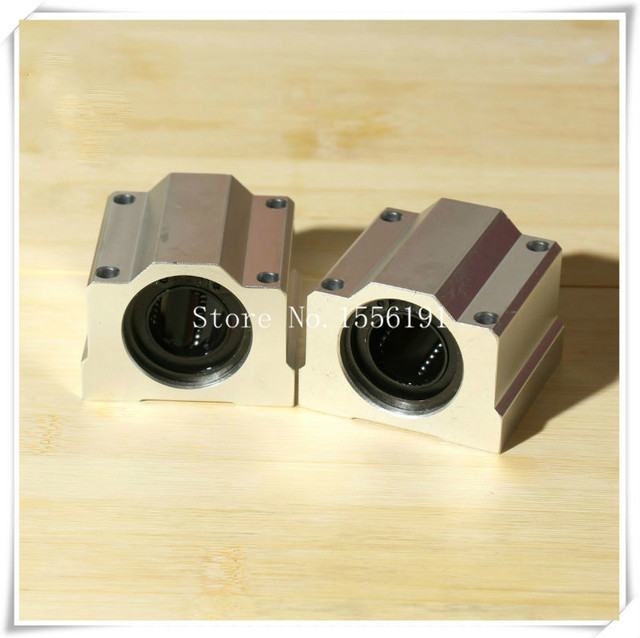 1 PCS SCS35S-UU Slide Linear Bearings,Box Type,Slide axis,SCS35UU Linear motion ball silide units,CNC parts