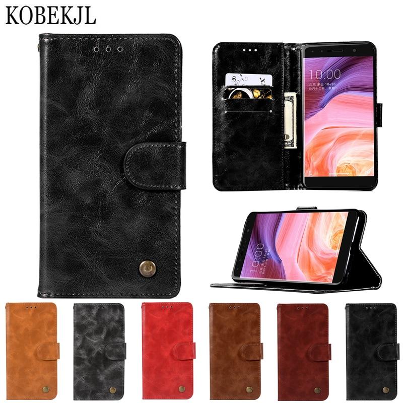 US $3 78 10% OFF|For ZTE Blade Z Max Case Cover Wallet PU Leather Phone  Case For ZTE Blade Z Max Z982 ZTE Zmax Pro 2 Z982 / ZTE Sequoia Case  Flip-in