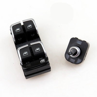 READXT Car Master Window Rearview Mirror Knob Control Switch For A4 S4 Q5 B8 Allroad A5 S5 8KD959851A 8KD 959 851 A 4GD959565A