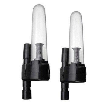 32/35mm toz Interceptor vakum poşeti siklonik ayırıcı toplayıcı toz dış filtre elektrikli süpürge parçaları