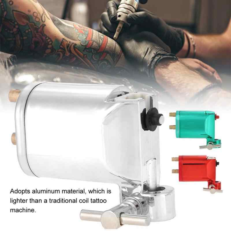 New Alloy  Tattoo Machine Strong Motor  Liner Shader Coloring Permanent Makeup Tool Tatoo Motor  Machine