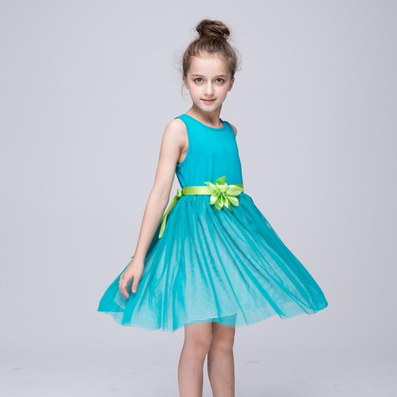 Teenage Girls Dresses Summer 2017 Flower Girls Dresses For ...