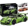 Ladrillos decool 3368 car model building blocks set regalo de año nuevo chico ecudational juguetes para niños lepin técnica 20001 42056