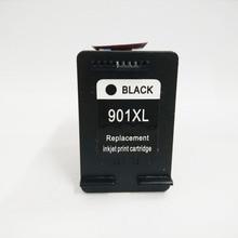 For HP 901 Black Ink Cartridge For HP Officejet 4500 J4500 J4524 J4530 J4540 J4550 J4580 J4585 J4640 J4660 J4680 For HP 901XL цена