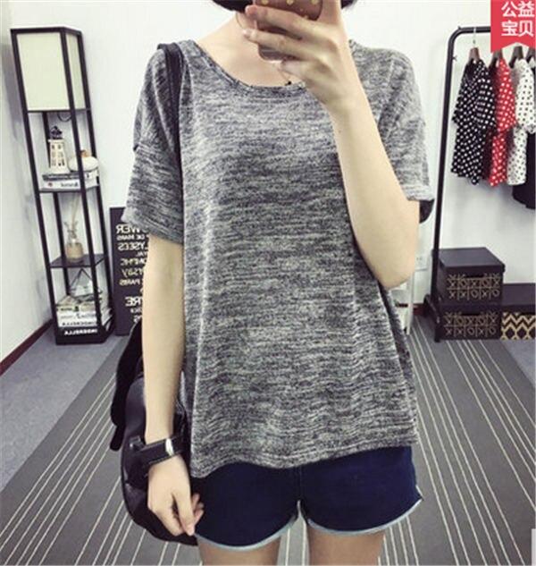 M,xxl 2018新しい夏トップスレディースtシャツ女性服カジュアルファッション女性tシャツAW7896