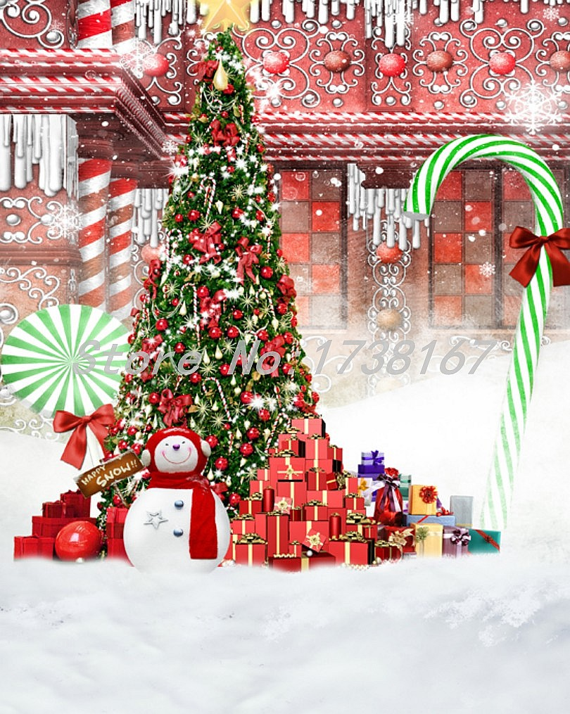 2015 New Promotion Newborn Photografia Background Christmas Vinyl Photography Backdrops Photo Studio Props 200CM*300CM L899 200x400cm 7x14ft photo background studio vinyl backdrop screen digital printing newborn photography props f342