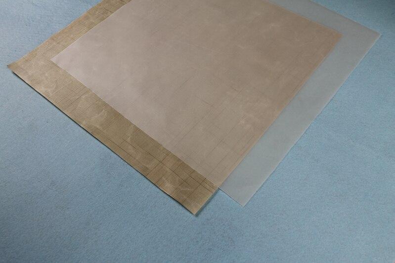 """FREE SHIPPING 1 PTFE Sheet 16/"""" x 24/"""" 5m Heat Press Machine Transfer Sheet"""