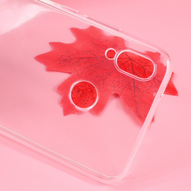 Transparent Phone Case For Huawei Mobile Phones