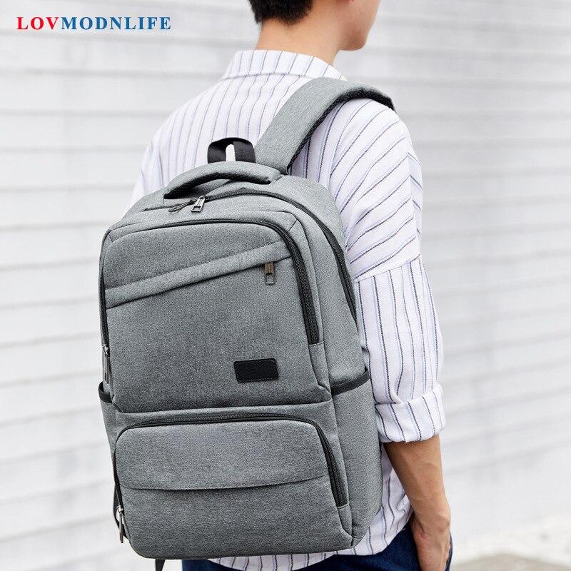 Sacs à dos de voyage Oxford hommes classique sac à dos ordinateur de mode homme ordinateur portable étanche sac à dos homme Designer sacs à dos de haute qualité