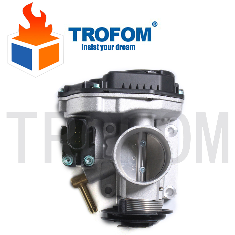Throttle Body Assembly For VW GOLF CADDY POLO VENTO SEAT IBIZA INCA CORDOBA SKODA FELICIA 030 133 064D <font><b>030133064D</b></font> 408237130002Z image
