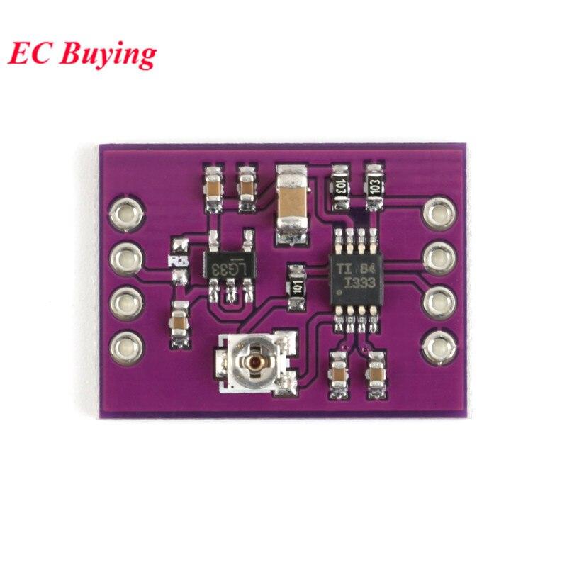 INA333 Module Op Amp Module Human Micro Signal Multifunctional Three Op Amp Precision Instrumentation Board (6)