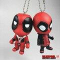 Бесплатная Доставка Brinquedos 8-10 см X-Men Фильма Deadpool Рисунок Косплей Куклы, аниме Juguetes Дэдпул Фигурку Модель Детей Игрушки