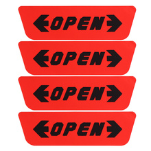 Car Door Open Warning Stickers for Roewe 750 950 350 550 E50 W5 E50_220x220 roewe 350 reviews online shopping roewe 350 reviews on  at gsmx.co