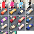 2016 New Design Long Cotton Linen Blend Casual Scarf Women Scarves Multi Colors H9