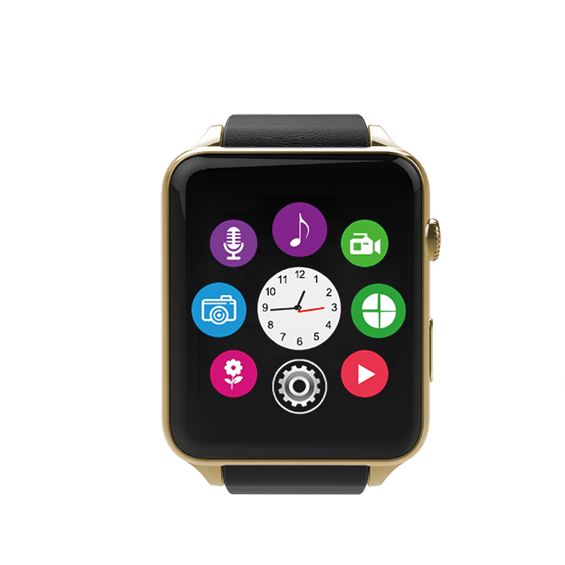 100% Original GT88 Bluetooth Smartwatch Mobile Phone Wristband SIM Card Wearable Device Waterproof Smart Watch цена