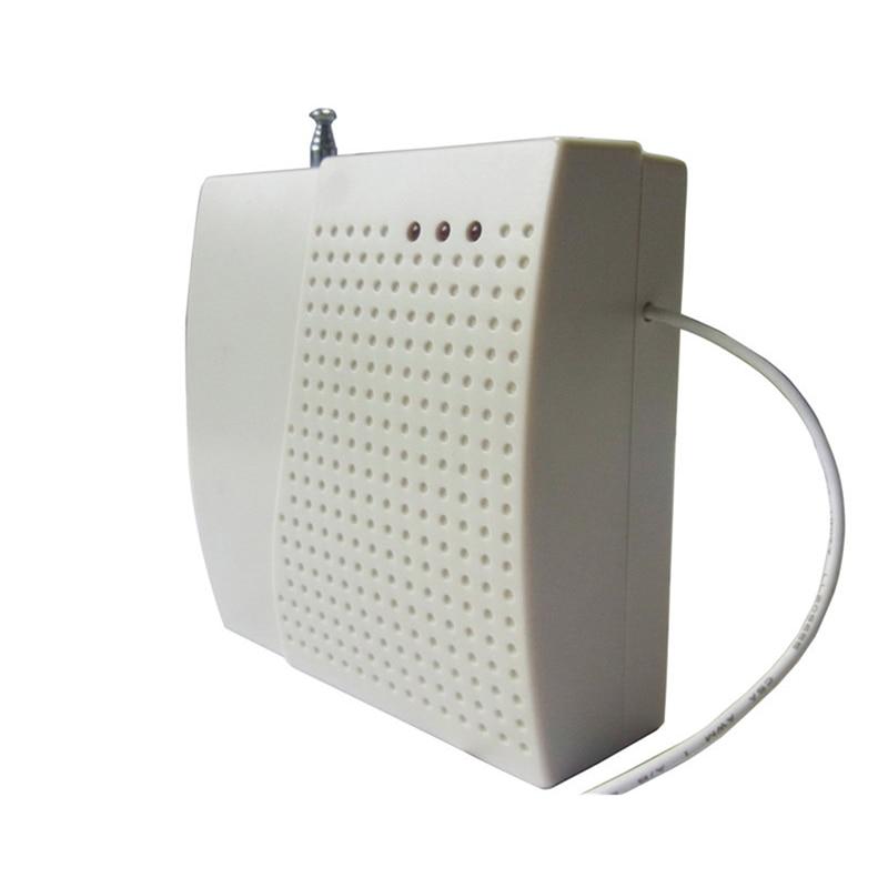 RPT3000 433 MHz Draadloze GSM Repeater Signaalversterker RF Signaal Booster Voor Draadloze Alarm Code Panel En GSM Alarmsysteem