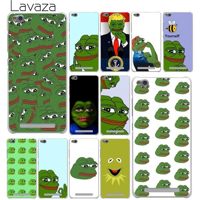 lavaza the frog meme memes hard phone shell case for xiaomi mi redmi s2 6 5