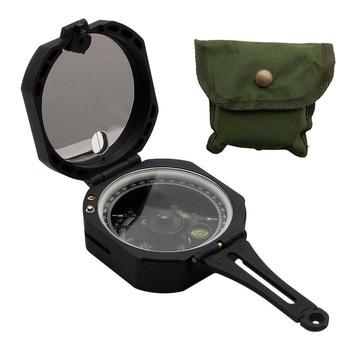 1Pc Plastic 0-360 Degrees Hiking Gear Compasses 2
