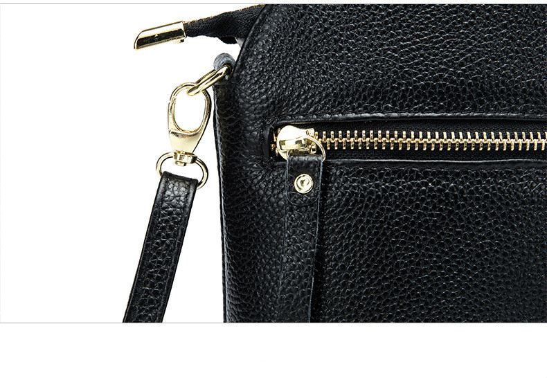 real leather bags women
